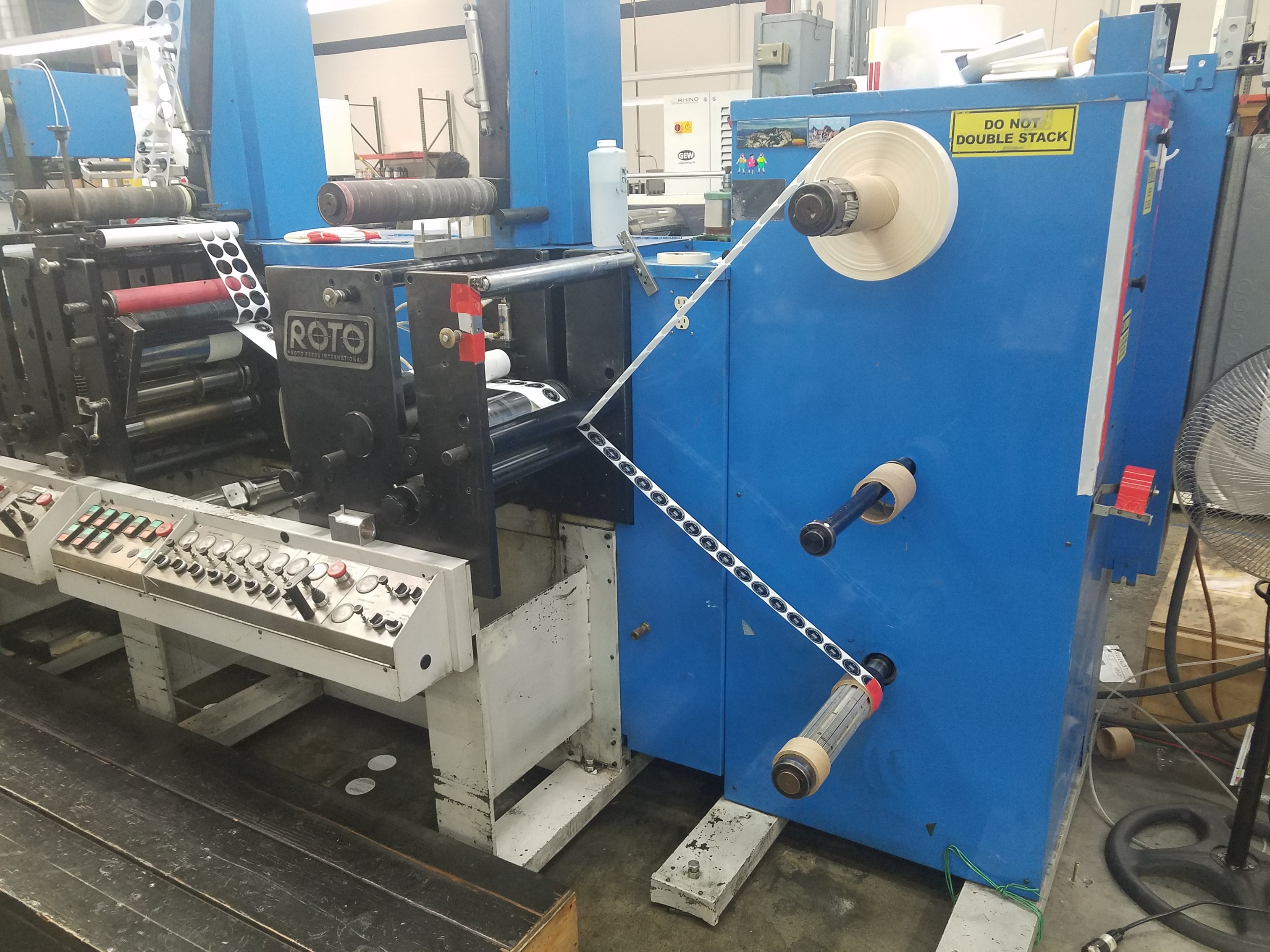 Rotopress - Used Flexo Printing Presses and Used Flexographic Equipment-3