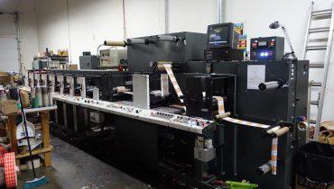 Gonderflex/Aquaflex DBX1007 - Used Flexo Printing Presses and Used Flexographic Equipment