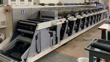 Nilpeter FA-6 - Used Flexo Printing Presses and Used Flexographic Equipment