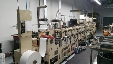 Mark Andy 2200 F-series - Used Flexo Printing Presses and Used Flexographic Equipment