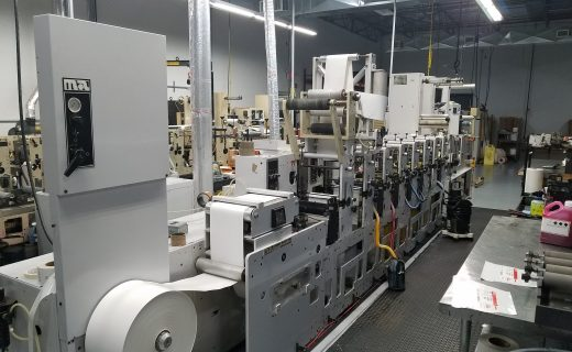 Mark Andy 2200 H Series - Used Flexo Printing Presses and Used Flexographic Equipment