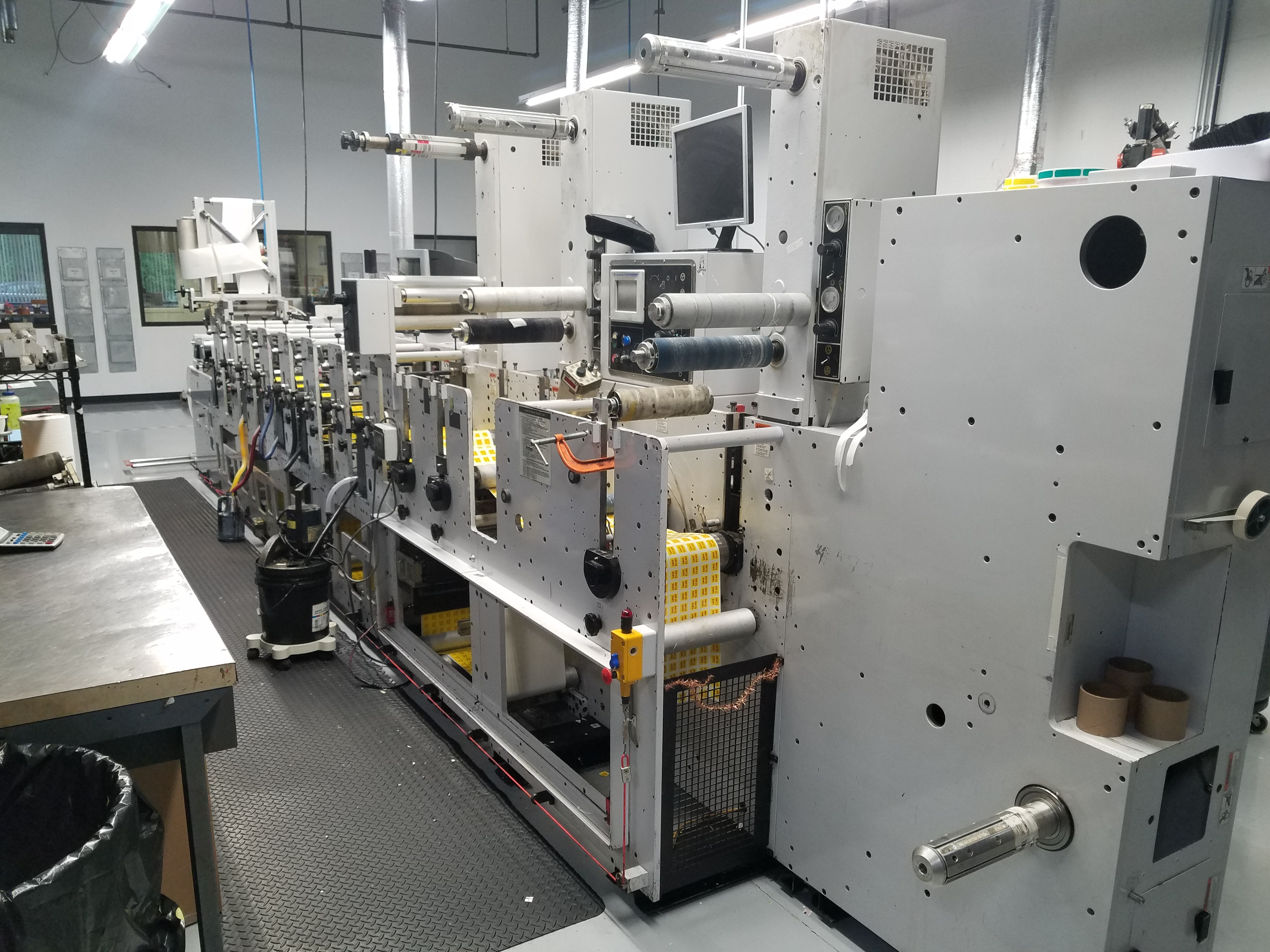 Mark Andy 2200 H Series - Used Flexo Printing Presses and Used Flexographic Equipment-2