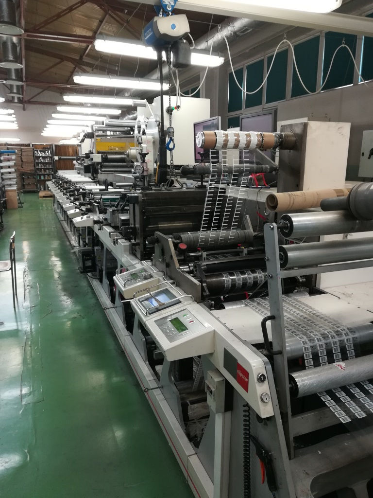 Nilpeter FA4 - Used Flexo Printing Presses and Used Flexographic Equipment-2