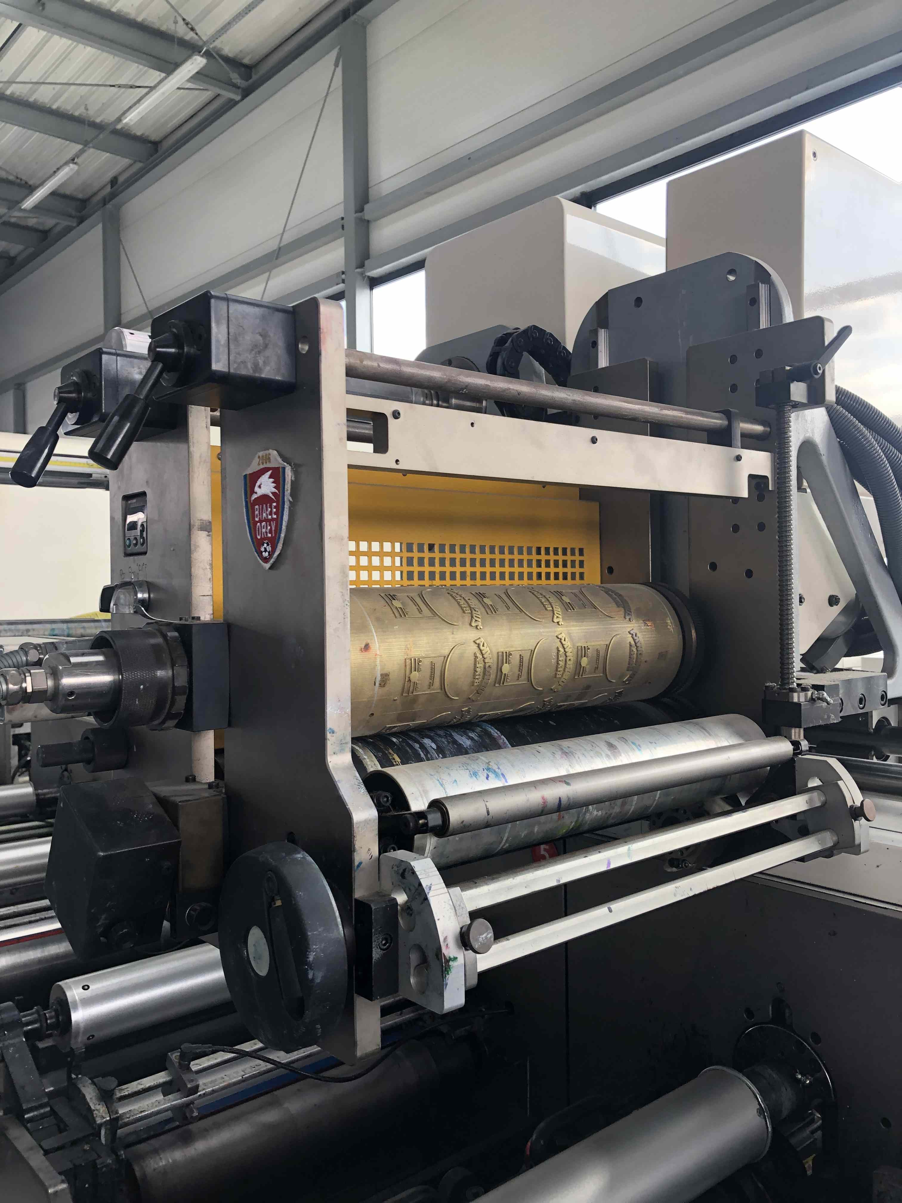 Nilpeter FA4 - Used Flexo Printing Presses and Used Flexographic Equipment-3