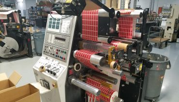 Rotoflex VSI330 - Used Flexo Printing Presses and Used Flexographic Equipment
