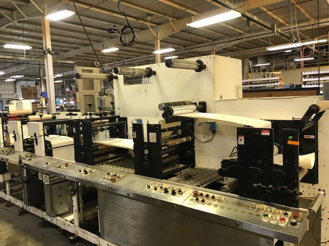 Aquaflex BX 1302 - Used Flexo Printing Presses and Used Flexographic Equipment-0