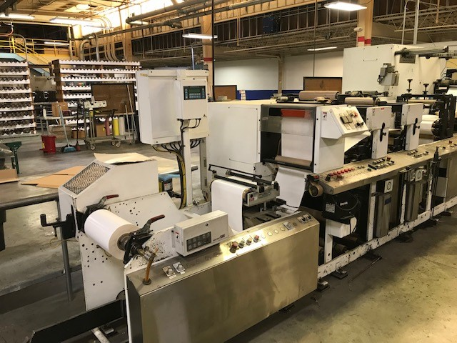 Aquaflex BX 1302 - Used Flexo Printing Presses and Used Flexographic Equipment-2