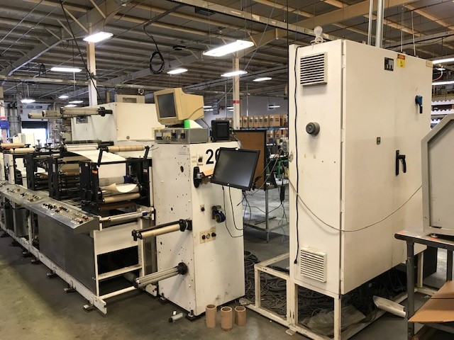 Aquaflex BX 1302 - Used Flexo Printing Presses and Used Flexographic Equipment-3