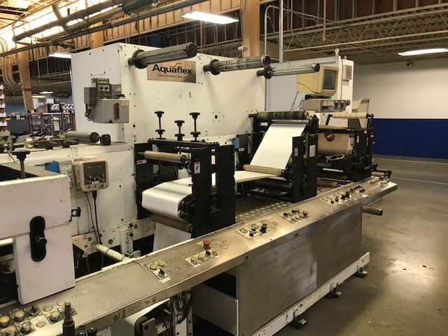 Aquaflex BX 1302 - Used Flexo Printing Presses and Used Flexographic Equipment-5