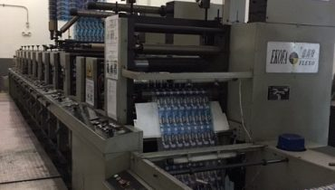Ekofa 600-9 - Used Flexo Printing Presses and Used Flexographic Equipment