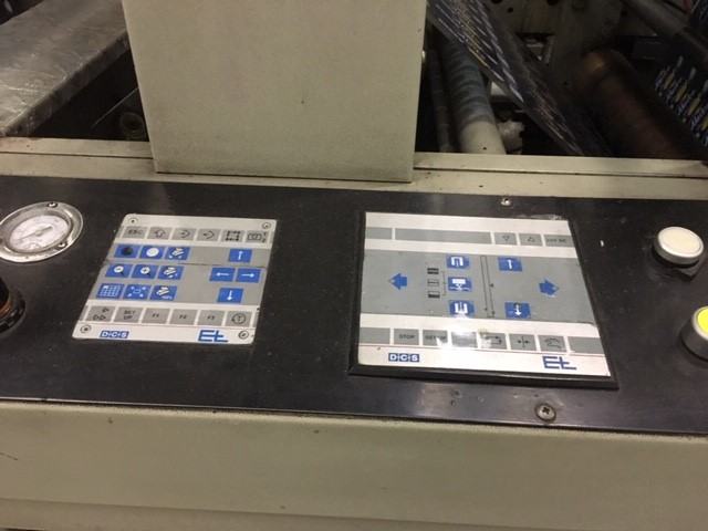 Ekofa 600-9 - Used Flexo Printing Presses and Used Flexographic Equipment-3