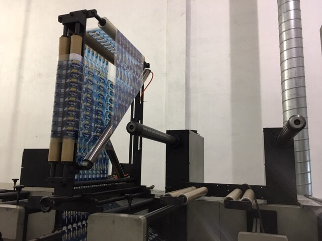Ekofa 600-9 - Used Flexo Printing Presses and Used Flexographic Equipment-4