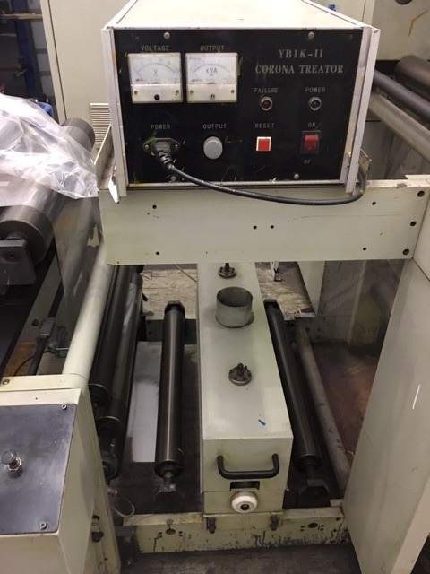 Ekofa 600-9 - Used Flexo Printing Presses and Used Flexographic Equipment-7