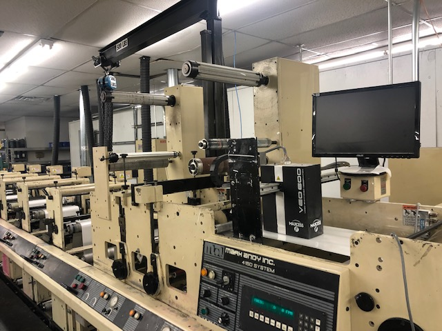 Mark Andy 4150 - Used Flexo Printing Presses and Used Flexographic Equipment-2