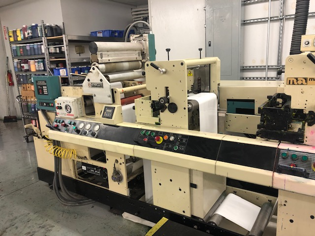 Mark Andy 4150 - Used Flexo Printing Presses and Used Flexographic Equipment-5