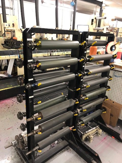 Mark Andy 4150 - Used Flexo Printing Presses and Used Flexographic Equipment-9