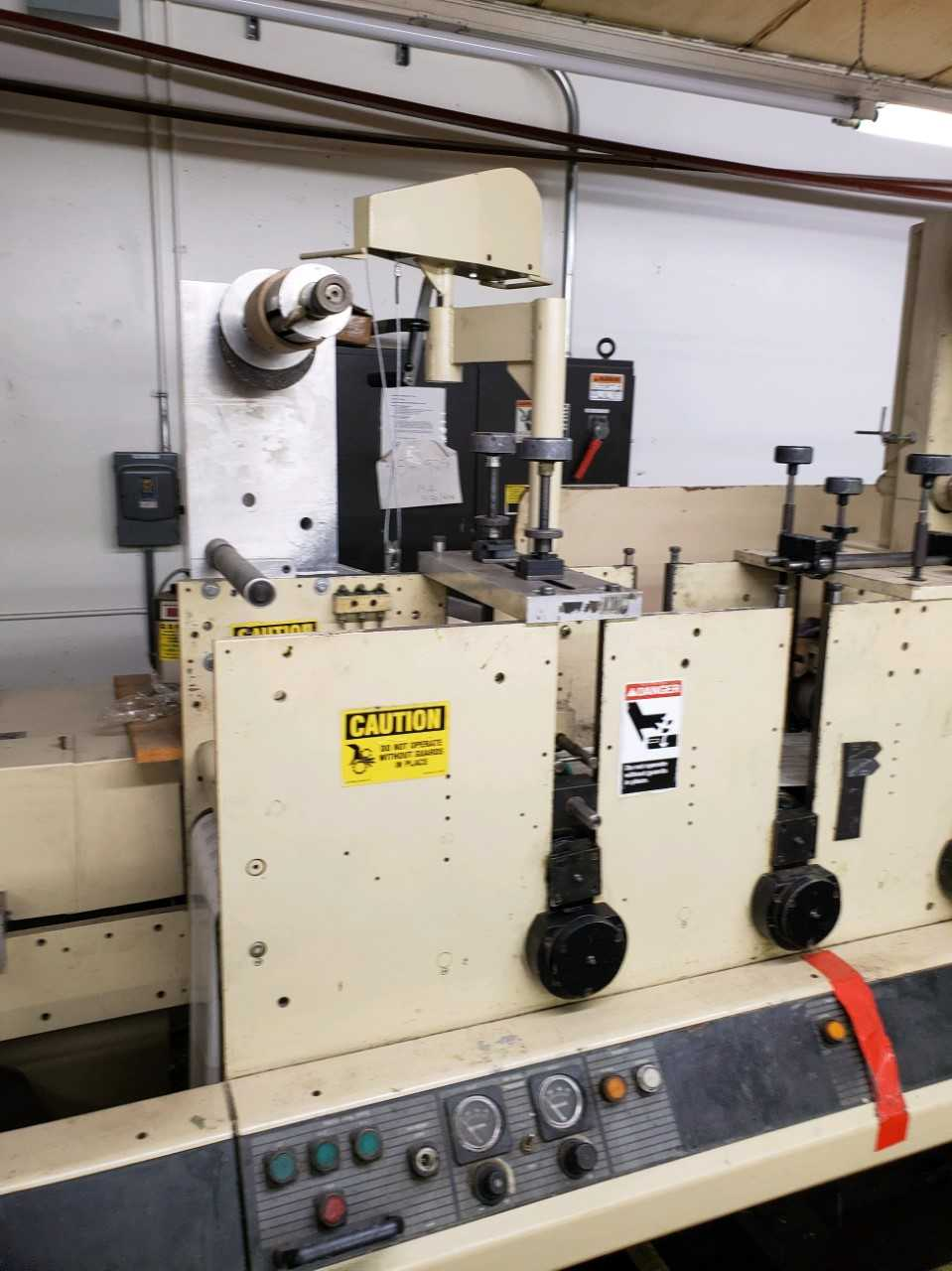 Mark Andy 4140/4150 - Used Flexo Printing Presses and Used Flexographic Equipment-7
