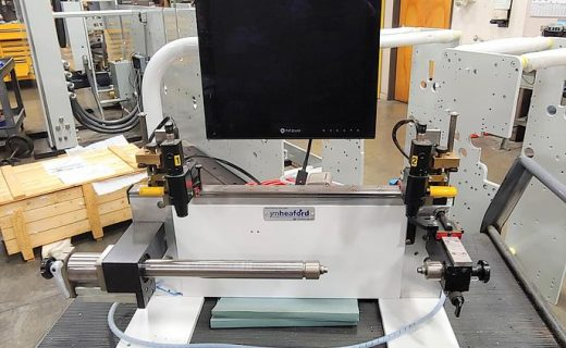 "JM Heaford 17"" Video Platemounter - Used Flexo Printing Presses and Used Flexographic Equipment"