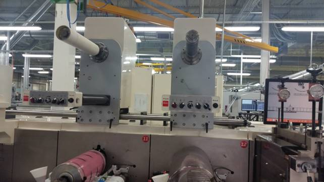 Nilpeter FA-4 - Used Flexo Printing Presses and Used Flexographic Equipment-4