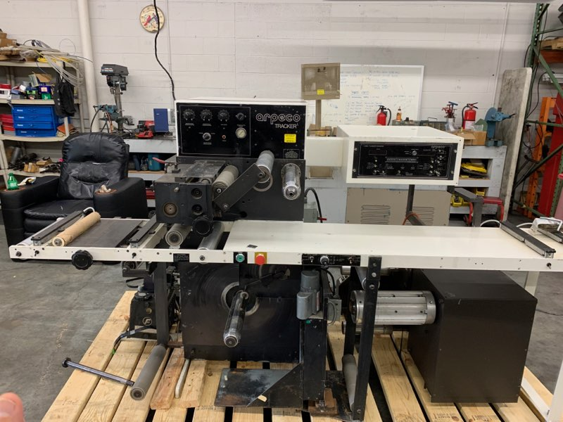 Arpeco Tracker - Used Flexo Printing Presses and Used Flexographic Equipment-3