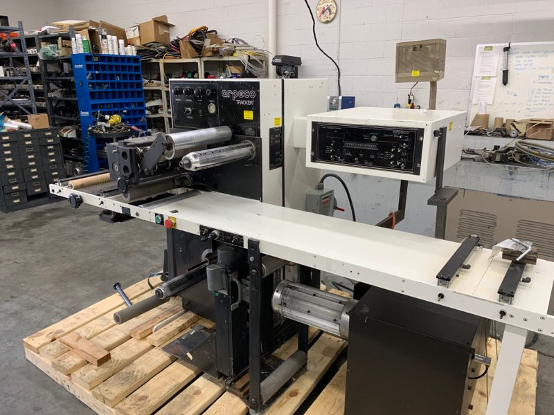 Arpeco Tracker - Used Flexo Printing Presses and Used Flexographic Equipment-4