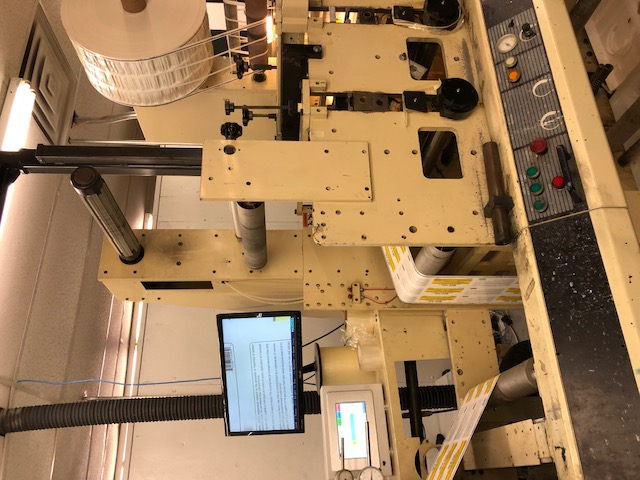 Mark Andy 4150 - Used Flexo Printing Presses and Used Flexographic Equipment-4