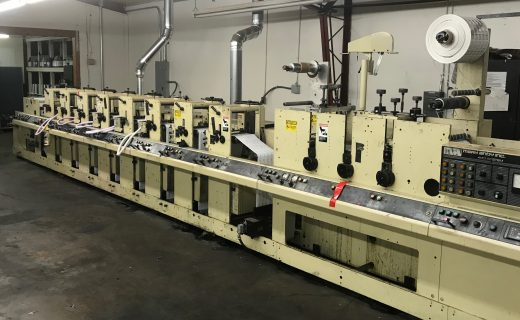 Mark Andy 4140/4150 - Used Flexo Printing Presses and Used Flexographic Equipment
