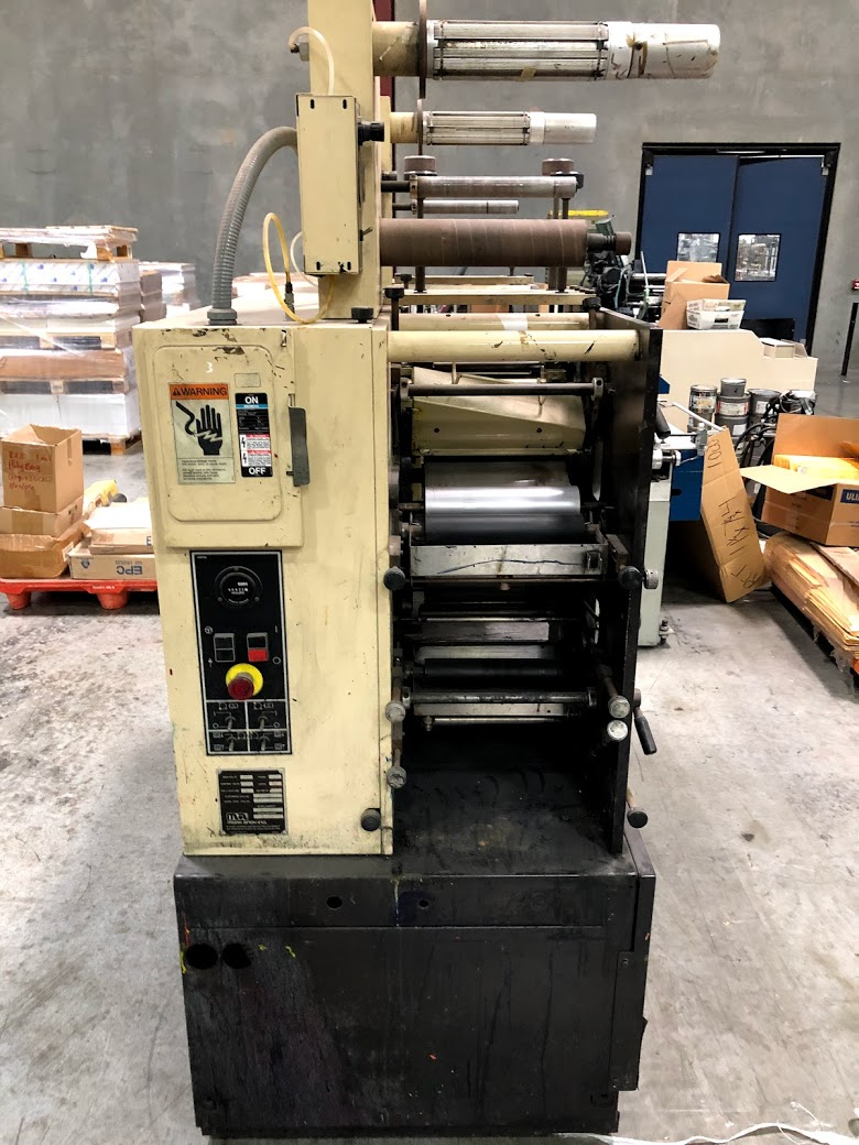 Mark Andy 830 - Used Flexo Printing Presses and Used Flexographic Equipment-4