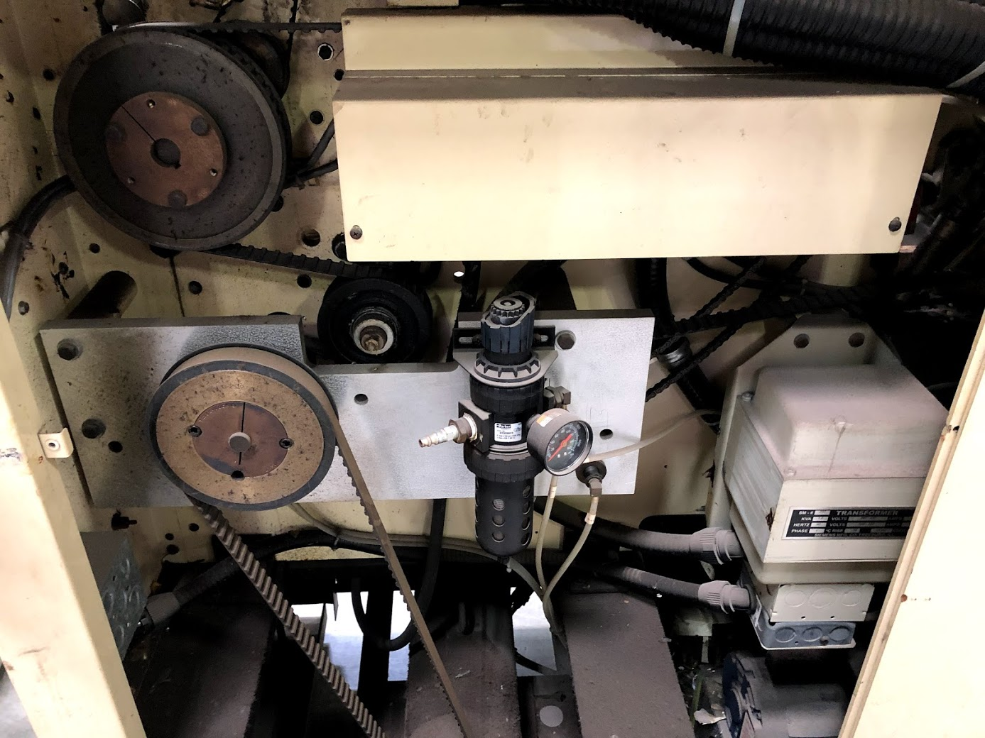 Mark Andy 830 - Used Flexo Printing Presses and Used Flexographic Equipment-8