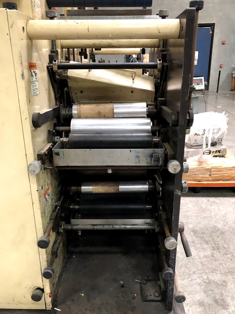 Mark Andy 830 - Used Flexo Printing Presses and Used Flexographic Equipment-5