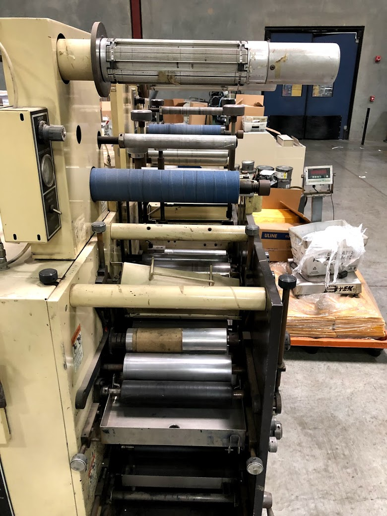 Mark Andy 830 - Used Flexo Printing Presses and Used Flexographic Equipment-7