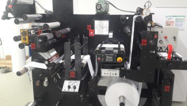 Rotoflex VLI330 - Used Flexo Printing Presses and Used Flexographic Equipment