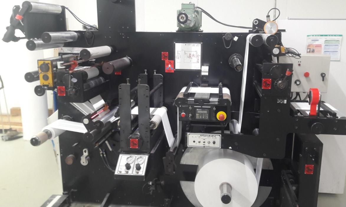 Rotoflex VLI330 - Used Flexo Printing Presses and Used Flexographic Equipment-0