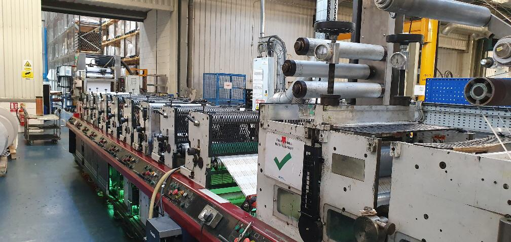 Mark Andy 4150 - Used Flexo Printing Presses and Used Flexographic Equipment-6