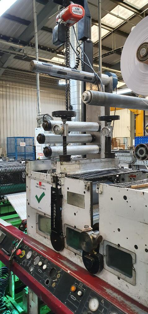 Mark Andy 4150 - Used Flexo Printing Presses and Used Flexographic Equipment-10
