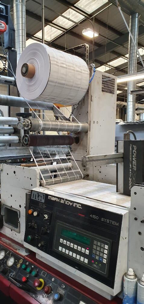 Mark Andy 4150 - Used Flexo Printing Presses and Used Flexographic Equipment-15