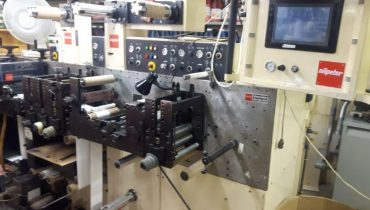 Nilpeter FA-2400 - Used Flexo Printing Presses and Used Flexographic Equipment