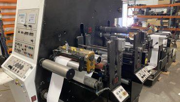Rotoflex DLI330 - Used Flexo Printing Presses and Used Flexographic Equipment