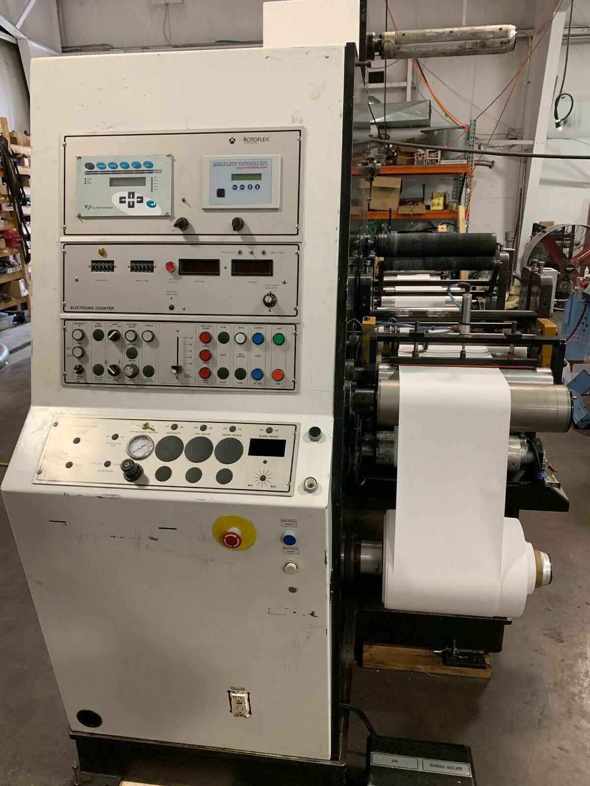 Rotoflex DLI330 - Used Flexo Printing Presses and Used Flexographic Equipment-3