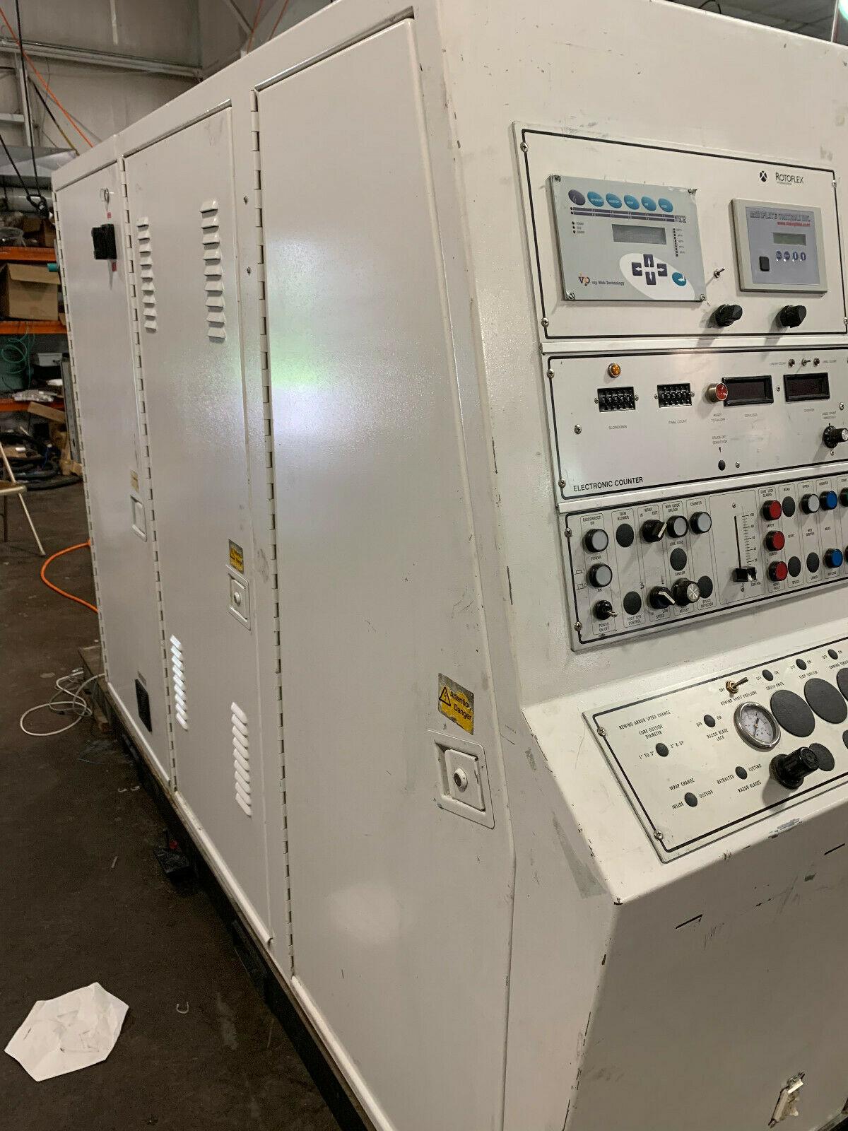 Rotoflex DLI330 - Used Flexo Printing Presses and Used Flexographic Equipment-4