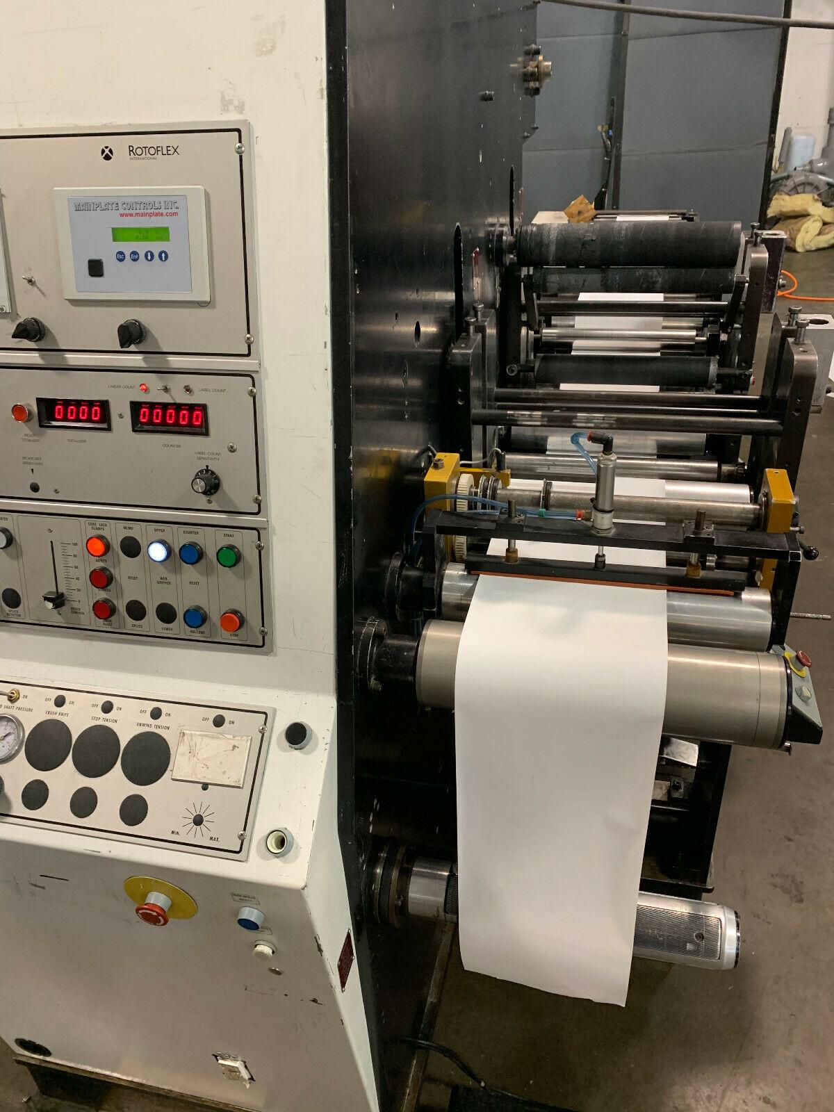 Rotoflex DLI330 - Used Flexo Printing Presses and Used Flexographic Equipment-5