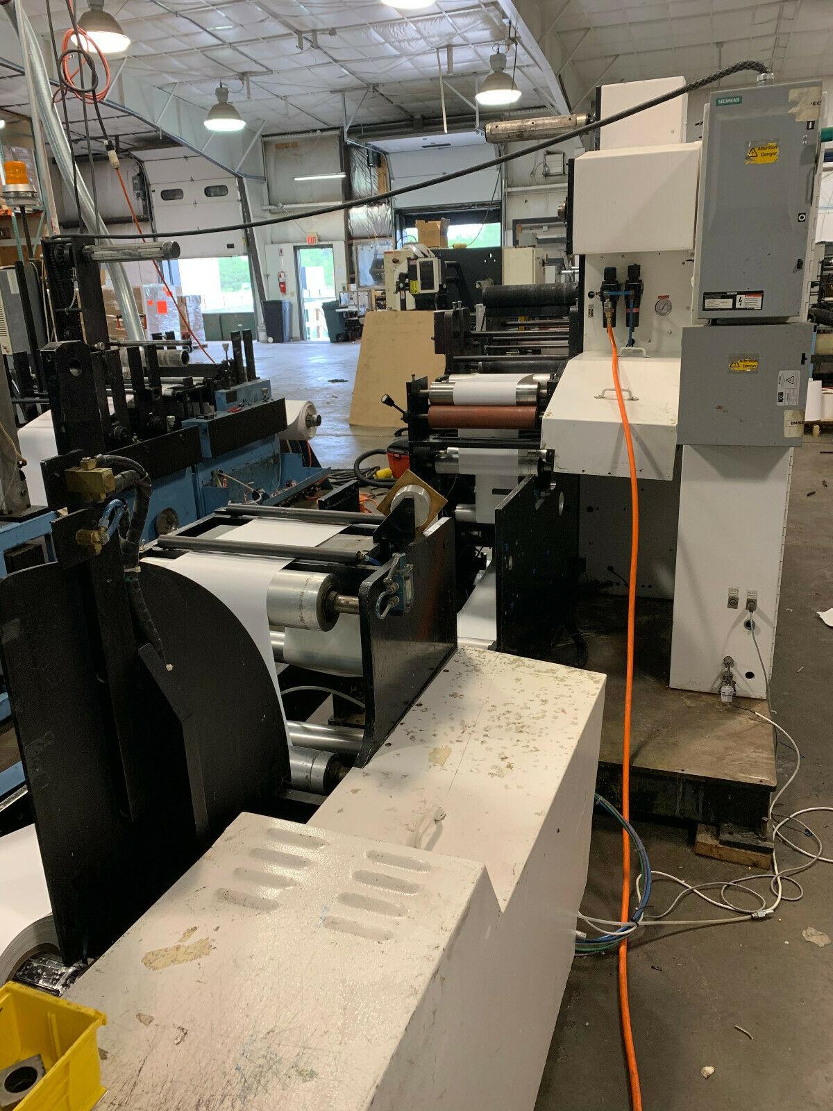 Rotoflex DLI330 - Used Flexo Printing Presses and Used Flexographic Equipment-6