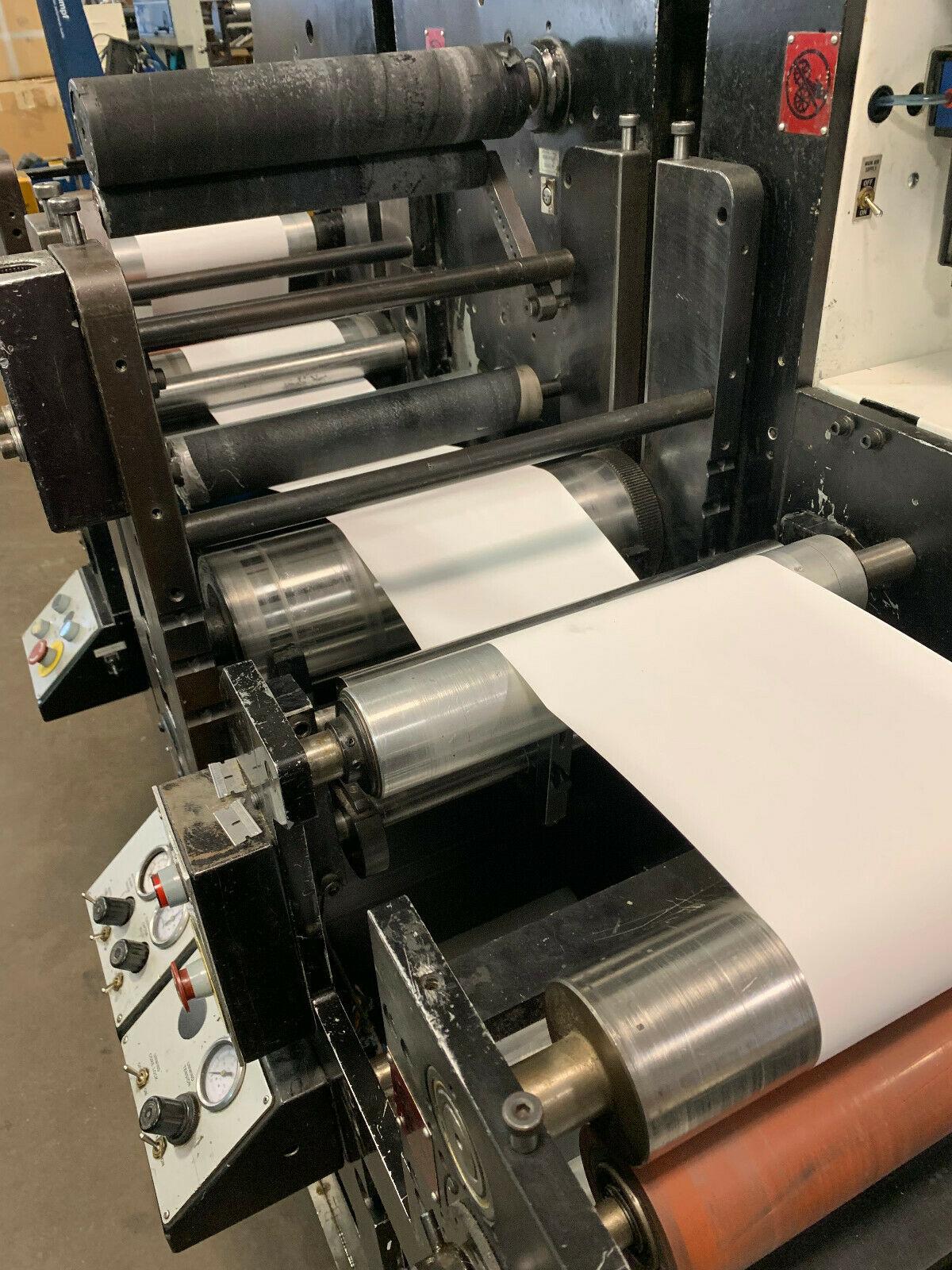 Rotoflex DLI330 - Used Flexo Printing Presses and Used Flexographic Equipment-8