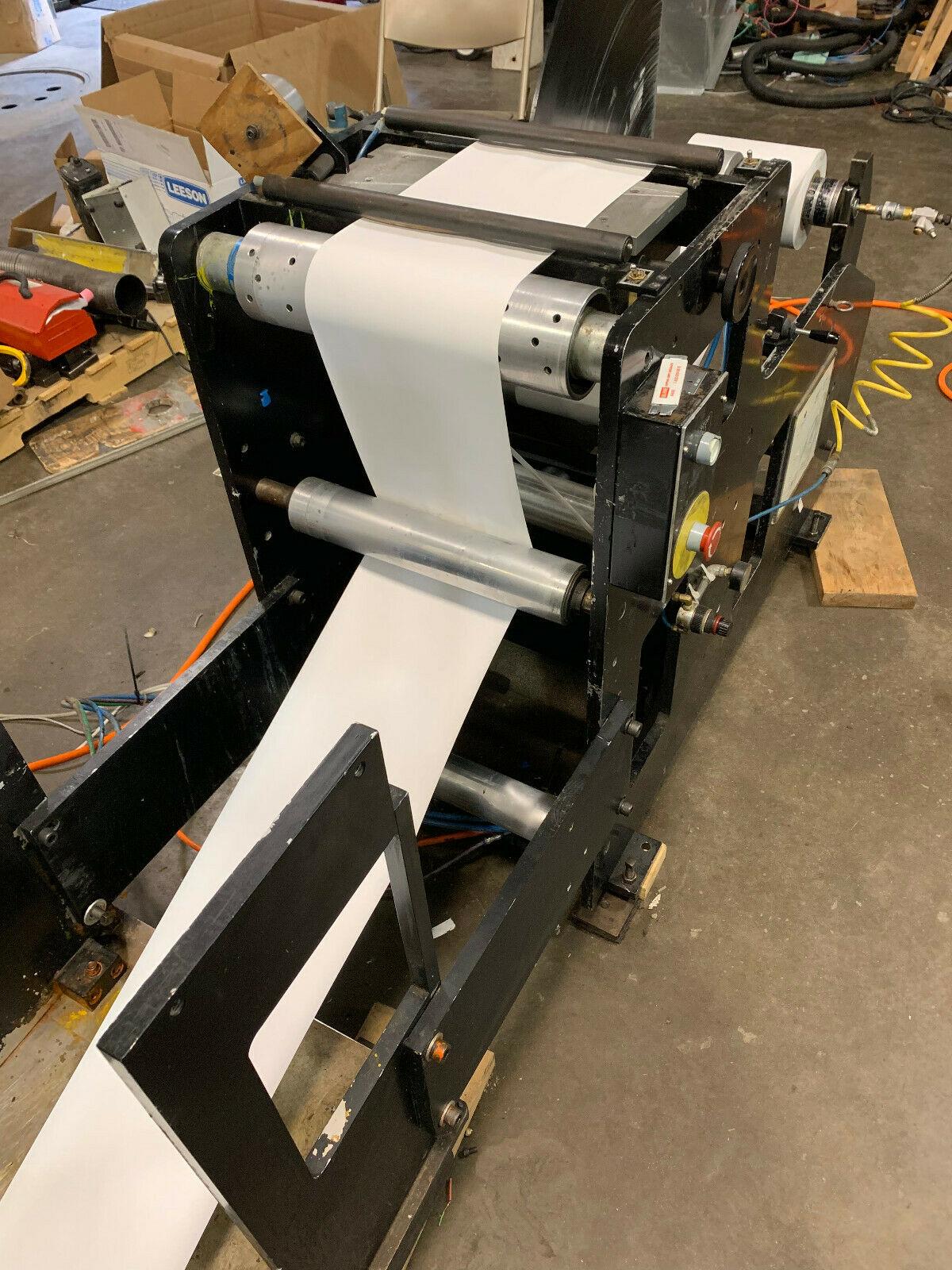 Rotoflex DLI330 - Used Flexo Printing Presses and Used Flexographic Equipment-11