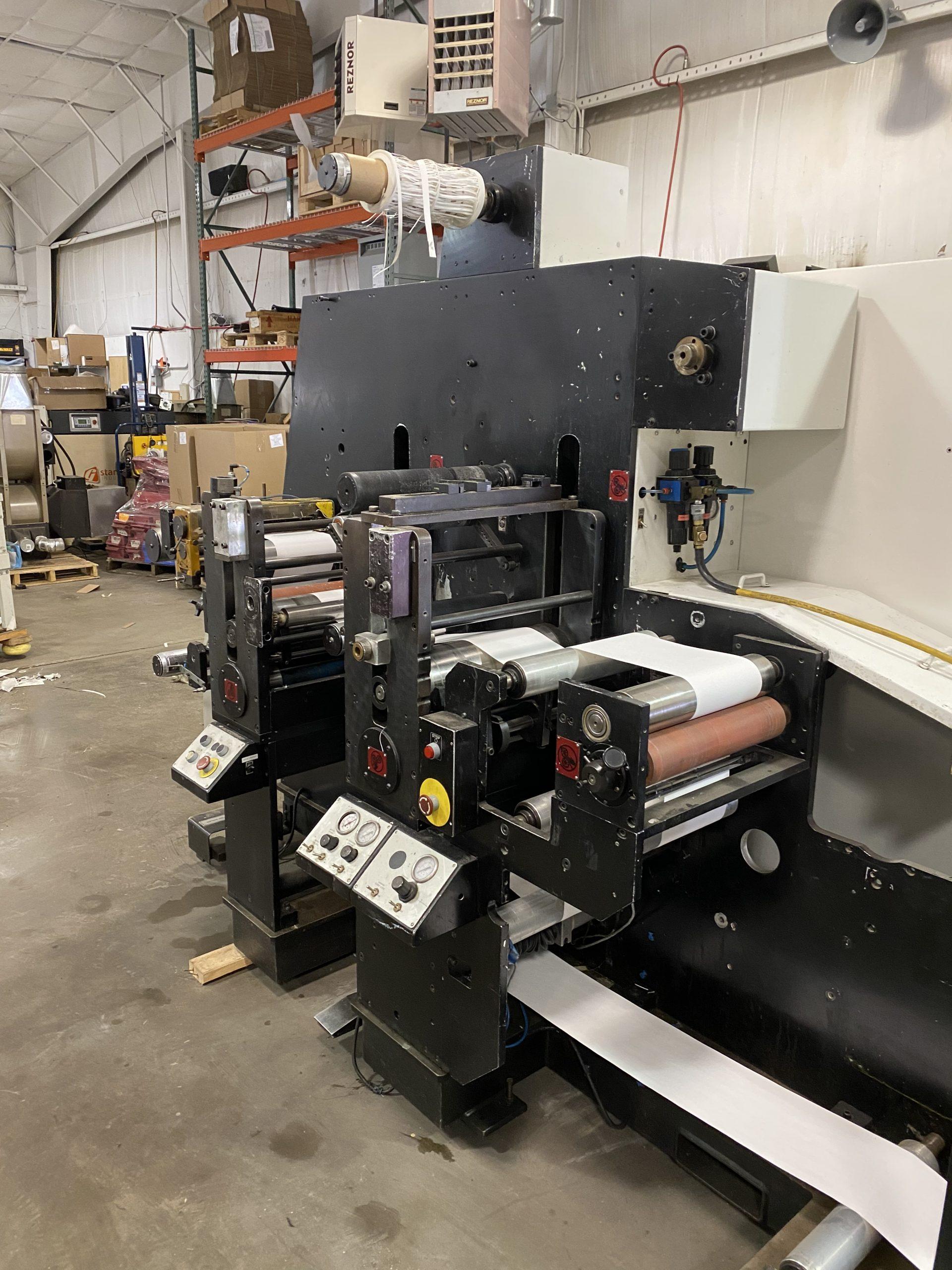 Rotoflex DLI330 - Used Flexo Printing Presses and Used Flexographic Equipment-13