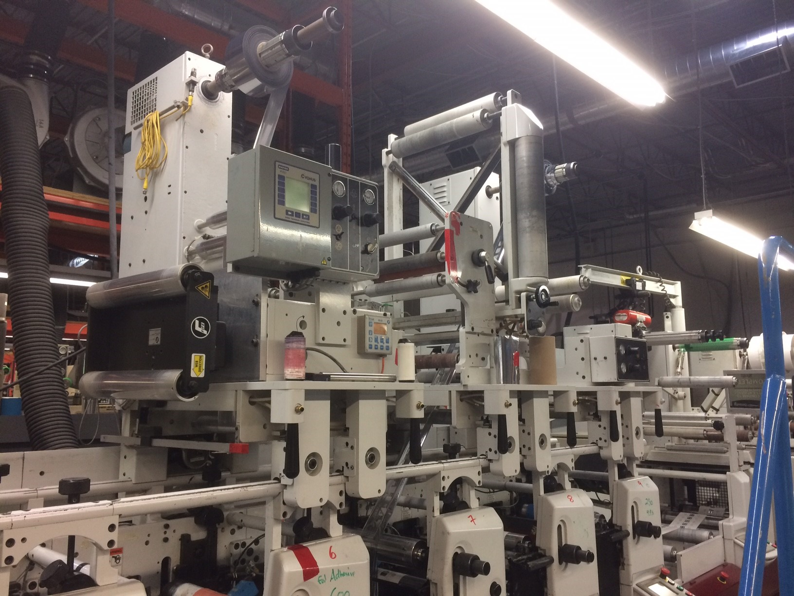 Mark Andy XP5000 - Used Flexo Printing Presses and Used Flexographic Equipment-6