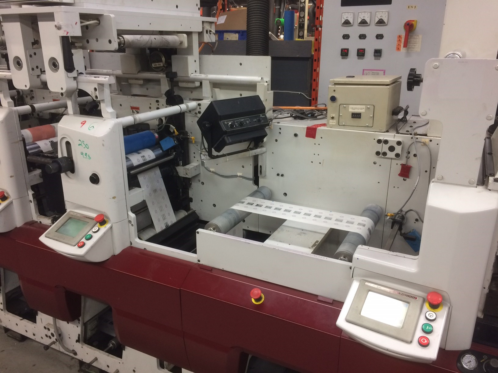 Mark Andy XP5000 - Used Flexo Printing Presses and Used Flexographic Equipment-8