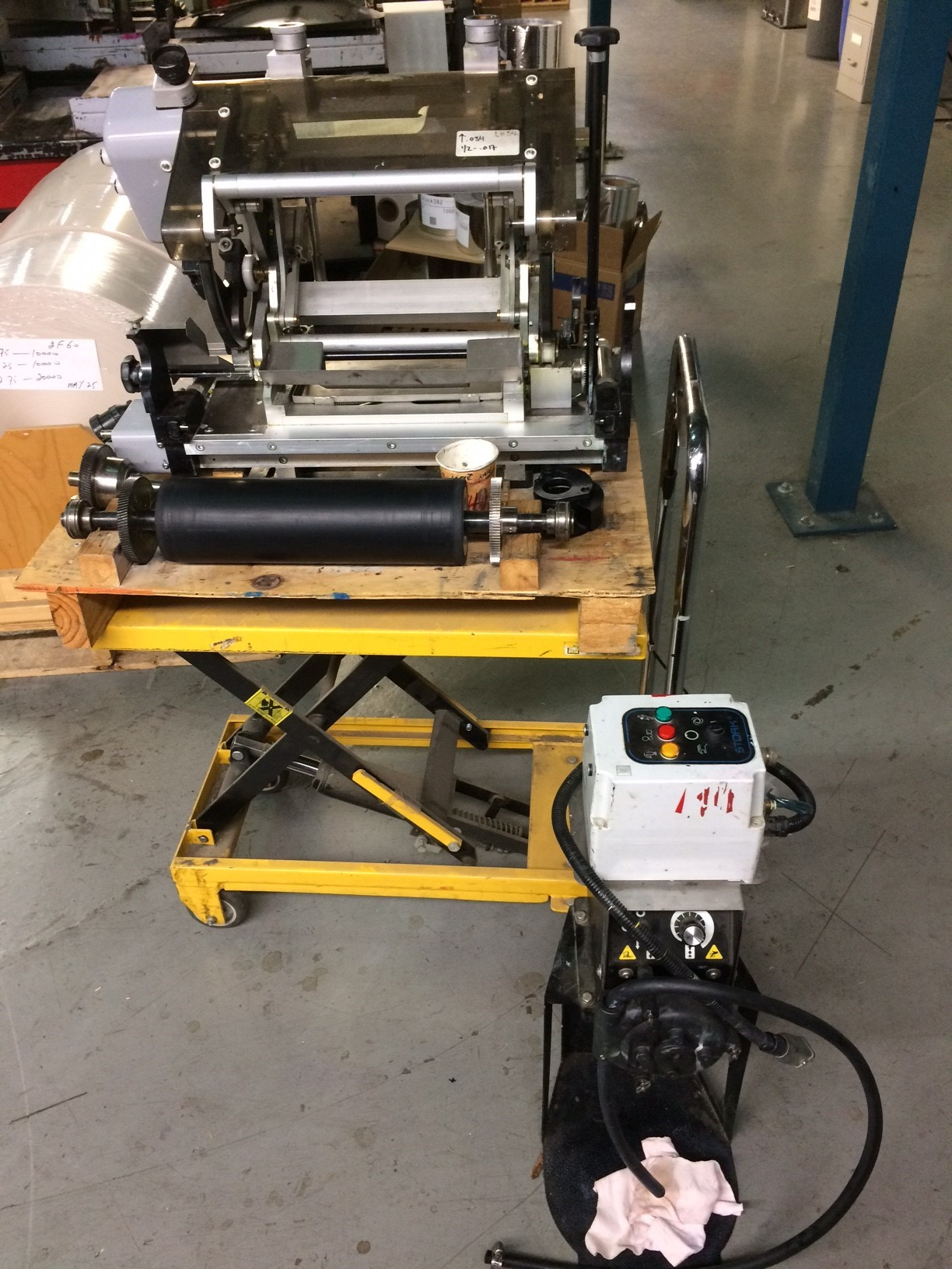 Mark Andy XP5000 - Used Flexo Printing Presses and Used Flexographic Equipment-12