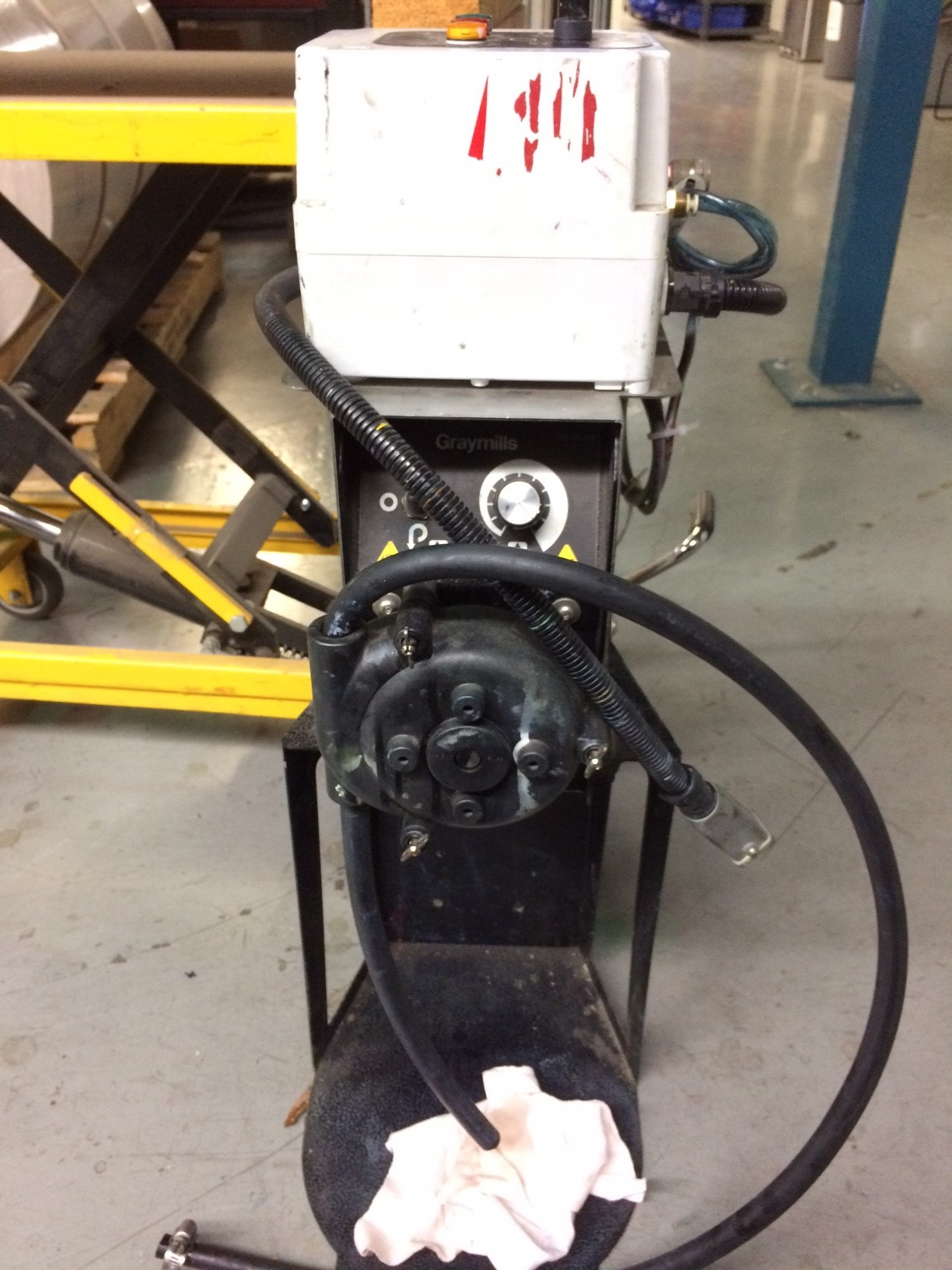 Mark Andy XP5000 - Used Flexo Printing Presses and Used Flexographic Equipment-13