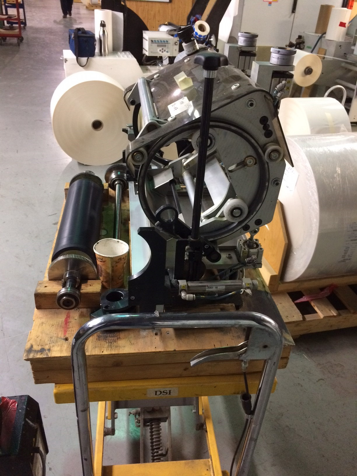Mark Andy XP5000 - Used Flexo Printing Presses and Used Flexographic Equipment-15